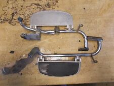 1979 Honda GL1000 GL 1000 Goldwing Front Driver Floor Boards w/ Heel Toe Shifter