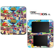 Animal Crossing New Leaf Summer for New Nintendo 3DS XL Skin Decal Cover