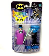 "DC Comics BATMAN - THE MAD HATTER 5"" Villain toy figure RARE SERIES PACKAGING"