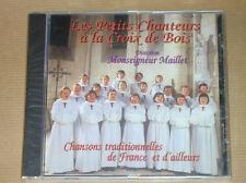 633 // LES PETITS CHANTEURS A LA CROIX DE BOIS CD NEUF SOUS BLISTER