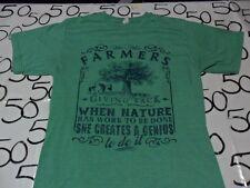 Small- Farmers Ranch T- Shirt