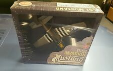 Vintage 1981 Cox Engine Powered P-51 Mustang MINT in BOX -- Cellophane wrapped!!