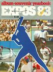 1983 Montreal Expos Yearbook Autographed by Andre Dawson