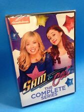 Sam & Cat The Complete Series (DVD, 2015) Brand New