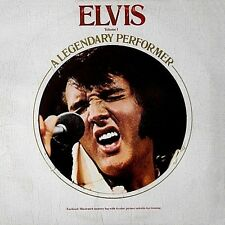 "ELVIS PRESLEY ""A LEGENDARY PERFORMER"" PREMIUM QUALITY USED LP (NM/EX)"