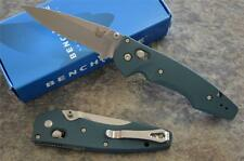 Benchmade 477S-1 Large Emissary Spring Assisted Knife w/ S30V Satin Blade