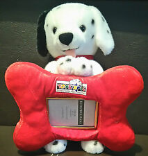 Toys r us Times Square New York Dalmatian picture frame plush soft toy 11 inches