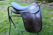 Schleese JES Advanced Dressage Saddle 18.5 Medium Wide MW
