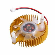 VGA Video Card Heatsink Cooler Cooling Fan For PC UK seller