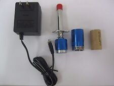 Detachable GLOW PLUG IGNITER/SANYO 2500mah battery(metal back caps)+110V charger
