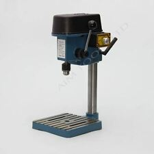 100080 PCB Art Jewleries Mini Bench Drill Press 6mm Chuck Adjustable Speed