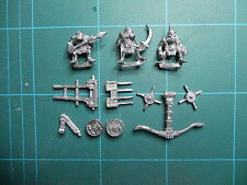 Warhammer / Citadel - Orc Bolt Thrower with Crew - Metal OOP *orcs & goblins 80s
