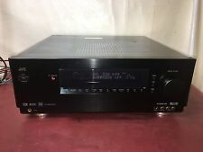 JVC RX-DP9vbk Audio Video Control AM/FM Receiver -EXCELLENT