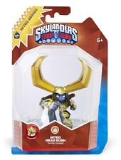 Skylanders trap team Nitro Head Rush piège Master rare brand new in box & sealed