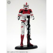 STAR WARS Figurine Thire Commander Statuette Limited ed. Collectible