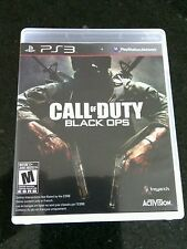 Call of Duty: Black Ops (Sony PlayStation 3, 2010) Complete Game Mature Leathal
