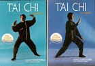 TERRY DUNN, Tai Chi For Health, LONG and SHORT Forms 2 DVD Discs Set, 4 Hrs T'ai