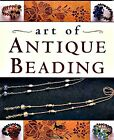 Book ~Art Of Antique Beading Jewelry Accessories Purses~ Fun and Fabulous! NEW