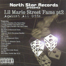 Lil Mario: Street Fame Pt 2  Audio CD