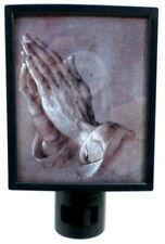 Religious Christmas Holiday Night Light - Praying Hands  Apostles Hands #17