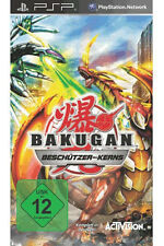 Bakugan BESCHÜTZER des kerns (PSP) allemand import factory sealed