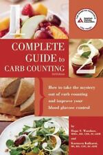 NEW Complete Guide to Carb Counting How to Take Mystery Out of Carb Counting