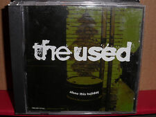 The Used - Alone This Holiday PROMO CD Single