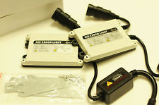 TWO AC 55w SLIM XENON HID POWER BALLASTS ONLY Headlight Conversion Light Upgrade