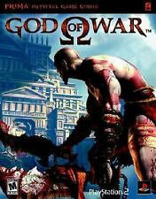 God of War : Prima Official Game Guide by Kaizen Media Group For Playstation 2