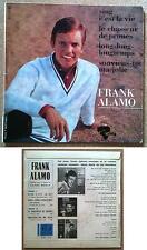 Frank Alamo Disque Super 45T vinyl 4 titres Sing c'est la vie Riviera vintage