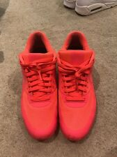 NIKE AIR MAX 90s HYPERFUSE rouge taille 10