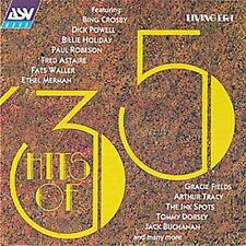 Hits of '35:Billie Holiday, Bing Crosby, Fred Astaire, Fats Waller, Ethel Merman