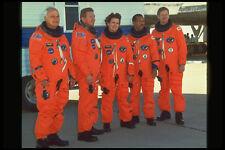 323077 SHUTTLE Crew A4 FOTO STAMPA