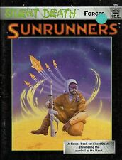 SILENT DEATH-FORCES-SUNRUNNERS-A Force Book for Silent Death-(SC)-very rare