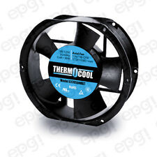 FAN AXIAL THERMOCOOL FAN (172x150x51mm) 176/198 CFM BALL 110V 60Hz#G17050HAST
