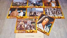 DE SI JOLIS CHEVAUX ! Penélope Cruz matt damon jeu 8 photos cinema lobby card