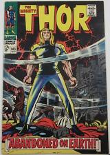 MIGHTY THOR #145 OCT 1967  VFNM 9.0 BUT