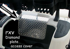 Ezgo RXV Golf Cart Diamond Plate ACCESS PANEL 2008 AND UP