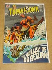 TOMAHAWK #124 FN (6.0) DC COMICS OCTOBER 1969 **