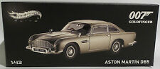 JAMES BOND : 1/43 ASTON MARTIN DB5 MADE BY MATTEL IN 2015 - HOTWHEELS ELITE