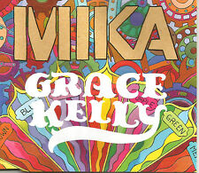 MIKA Grace Kelly w/ UNRELEASED & REMIX Europe CD single SEALED USA seller 2008