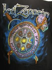LED ZEPPELIN 1994 Myth Gems vintage licensed Soccer Jersey Shirt XXL MINT