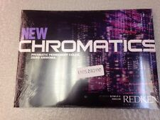NEW Redken Chromatics New Ruby Collection Hair Color Shade Chart Package Sealed