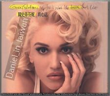 Gwen Stefani: This is what the truth feels like Deluxe 2016 CD SLIPCOVER TAIWAN