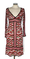 MISSONI made in Italy summer beach party dress size It 40 UK 8 BNWT pink red