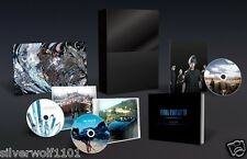 FINAL FANTASY XV Original Soundtrack First Limited [2Blu-ray+CD] SQEX20027 Japan