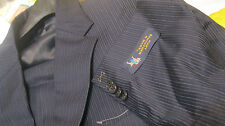 NWT HART SCHAFFNER MARX SUIT 48 XLONG USA MADE CHICAGO MODEL YR ROUND $895 WOOL