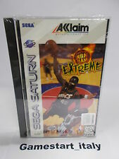 NBA JAM EXTREME (SEGA SATURN) NTSC VERSION - NEW VERY RARE