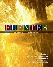 Fuentes: Lectura y Redaccion- An Intermediate Course (English and Spanish