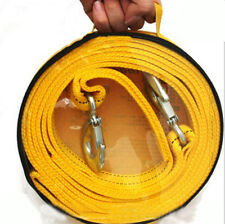Heavy Duty Road Recovery 4.5M 5 Tonne 5T Car Van 4x4 Tow Towing Pull Rope Strap